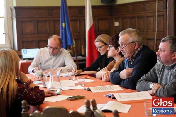 Posiedzenie komisji oświaty