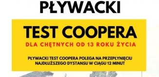 Weź udział w pływackim teście Coopera