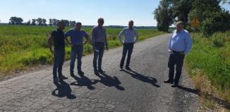 Rządowe wsparcie dla inwestycji drogowych w powiecie