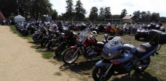 Motocykle opanowały Przemęt podczas zlotu