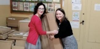Meble z IKEA dla dwóch powiatowych szkół