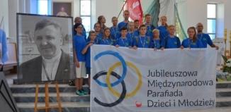 Uczniowie Szkoły Podstawowej nr 3 w Wolsztynie na 30. Parafiadzie
