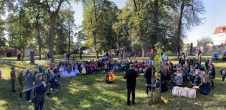 Ognisko podczas I Pikniku Organizacji Pozarządowych (RELACJA)
