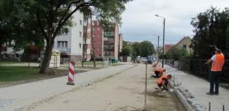 Remont nawierzchni dróg i chodników