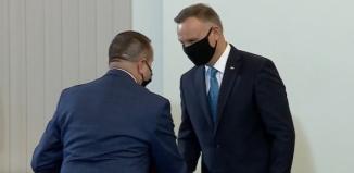Starosta Wschowski Andrzej Bielawski powołany do rady przy Prezydencie!