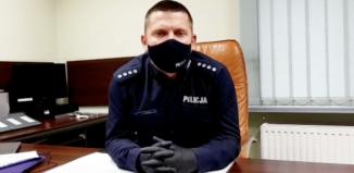 Nowy komendant KPP we Wschowie!