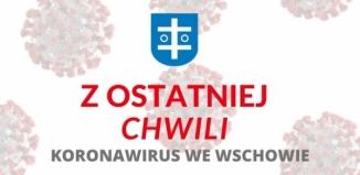 Pierwszy przypadek koronawirusa we Wschowie [aktualizacja]