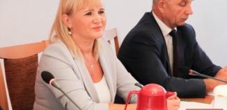 Irena Krzyszkiewicz ubiegać się będzie o fotel burmistrza