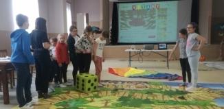 Dzieci świętowały w Ciosańcu
