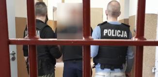 Wschowscy policjanci zatrzymali pięciu poszukiwanych