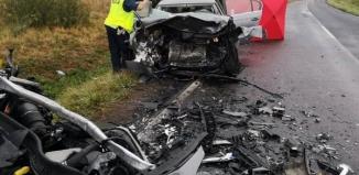 Tragiczny wypadek, 10-latek zginął na miejscu