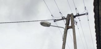 Nowe oprawy oświetleniowe w Jędrzychowicach i Wyszanowie