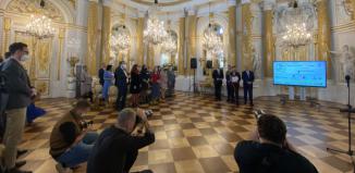 Gala Finałowa konkursu Nauczyciel Roku.