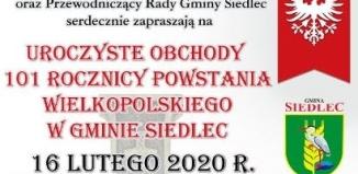 101 Rocznica Powstania Wielkopolskiego