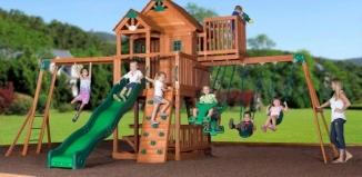 Przegląd techniczny i naprawa placów zabaw na terenie Gminy Przemęt