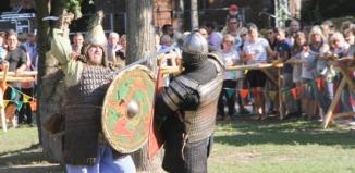 Historia, wojowie i jedzenie, czyli VIII Średniowieczny Jarmark Cysterski