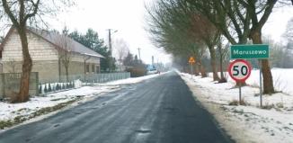 Inwestycje drogowe w gminie Rydzyna