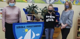 Natalia Hewusz laureatkąkonkursu o bezpieczeństwie!