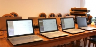 Gmina Szlichtyngowa zakupiła laptopy dla uczniów