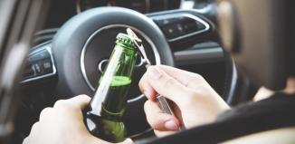 Zatrzymał kierowcęz 3 promilami alkoholu we krwi.