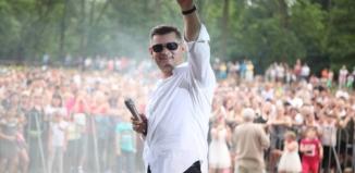 Król disco polo w Wolsztynie