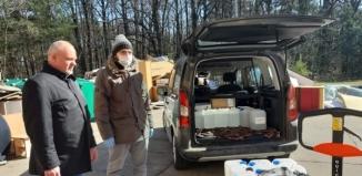Społeczność lokalna pomaga leszczyńskiemu szpitalowi