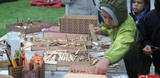 Atrakcje zachęciły najmłodszych do udziału w Europejskich Dniach Dziedzictwa