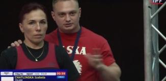 Iza Chatlińska brązową medalistką Mistrzostw Świata