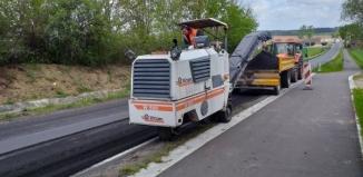 Trwają remonty dróg w powiecie leszczyńskim (foto)