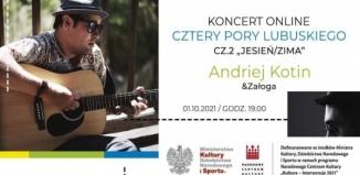 Koncert ANDRIEJ KOTIN & ZAŁOGA