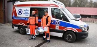 Środki ochronne dla ratowników medycznych