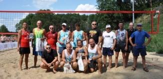 Turniej siatkówki plażowej 70+