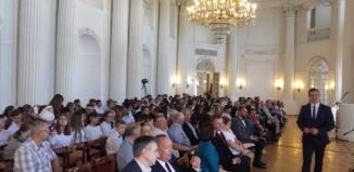 Wyjątkowa sesja Rady Miejskiej Rydzyny