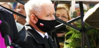 Kaczyński w bardzo mocnych słowach o prezesurze Banasia: