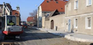 Zaawansowane prace remontowe na ul. Pułaskiego [ZDJĘCIA]