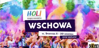 Holi Święto Kolorów we Wschowie