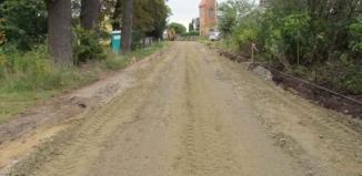 Prace remontowe drogi trwają. Czy zakończą się w terminie?
