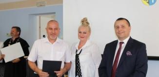 Wyniki egzaminu czeladniczego na sesji Rady Powiatu Wschowskiego