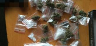 Areszt za posiadanie i udzielanie narkotyków