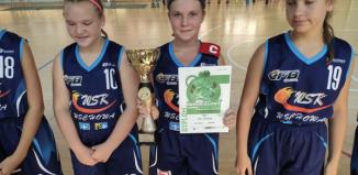 Relacja z Memoriałowego Turnieju Koszykówki we Wschowie