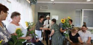 Wystawa prac seniorów