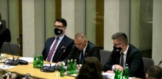 Marian Banaśskłada wyjaśnienia przed komisjąsejmową