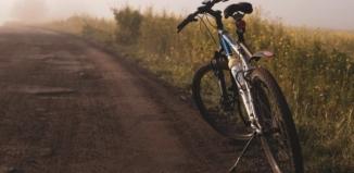 Z 4 promilami wsiadłna rower.