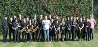 CKiR z dofinansowaniem MKiDN na zakup instrumentów dla Młodzieżowej Orkiestry Dętej