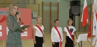 Nowy rok szkolny w SP nr 3 we Wschowie