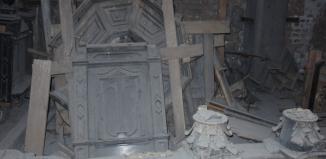 Elementy wyposażenia wschowskiego kościoła Żłóbka Chrystusa odnalezione w Gdańsku?
