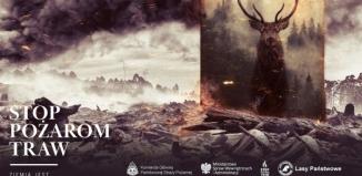 Kampania Stop Pożarom Traw Sezon 2021