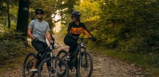 Rowerowy Szczyrk, czyli miejsce przyjazne rowerzystom