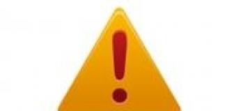 Uwaga! IMGW ostrzega przed silnym wiatrem.