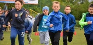 Mistrzostwa Gminy w Biegach przełajowych w Ciosańcu 2019